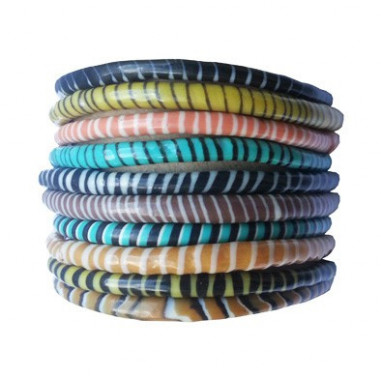 Lot de 10 bracelets Jokko enfants