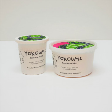 Beurre de karité Yokoumi