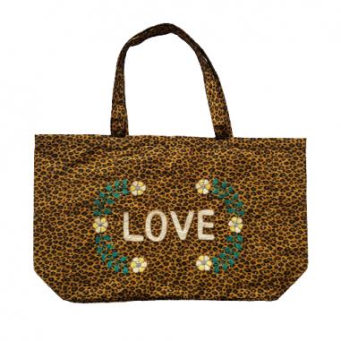copy of Kossiwa bag embroidered LOVE