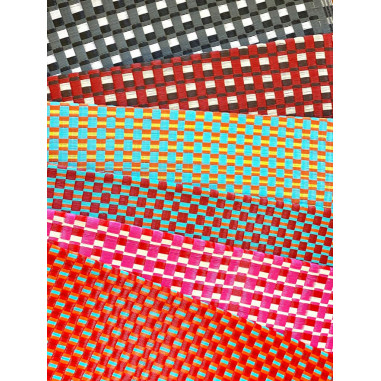 Recycled plastic rugs - Thies