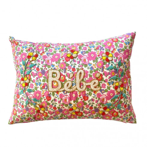 copy of Embroidered cushion BONHEUR